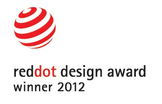 reddot 2012 design award