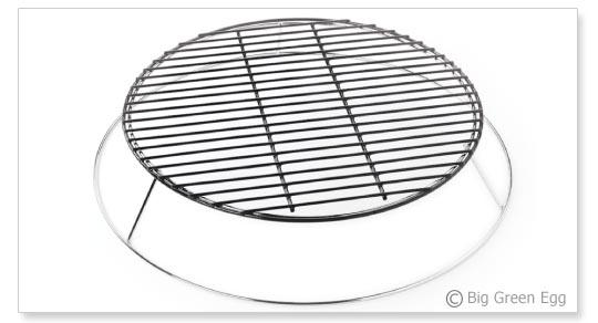 Big Green Egg 2-tasoinen Cooking Grid XL