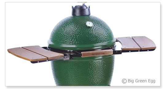 Big Green Egg Egg Mates sivupöydät Medium