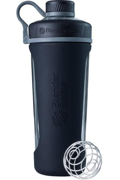 Blender Bottle Radian Glas 820ml Black 500643