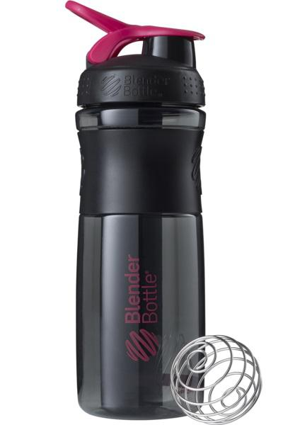 Blender Bottle SportMixer Black/Pink 820 ml 600080