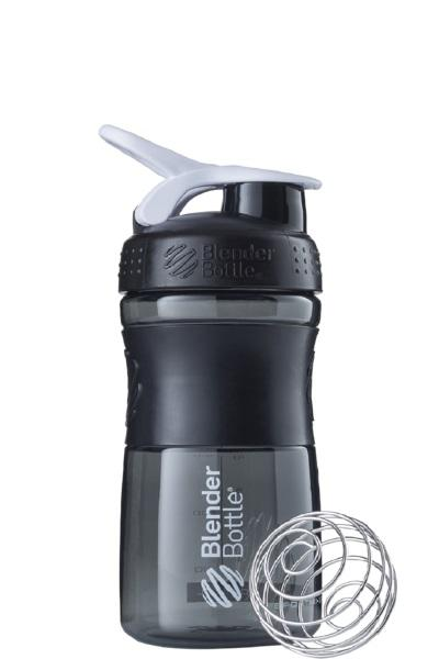 Blender Bottle SportMixer Black/White 590 ml 600343