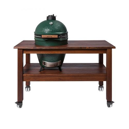 Big Green Egg Akaasiapöytä XL grillille